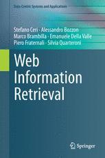 Web Information Retrieval