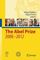 The Abel Prize 2008-2012