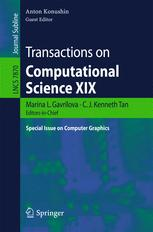 Transactions on Computational Science XIX