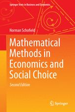 Mathematical Methods in Economics and Social Choice