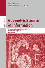 Geometric Science of Information