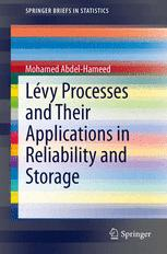 Lévy Processes and Their Applications in Reliability and Storage