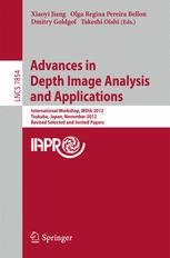 Advances in Depth Image Analysis and Applications
