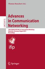 Advances in Communication Networking