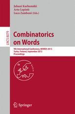 Combinatorics on Words