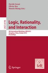 Logic, Rationality, and Interaction
