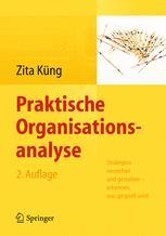 Praktische Organisationsanalyse
