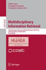 Multidisciplinary Information Retrieval