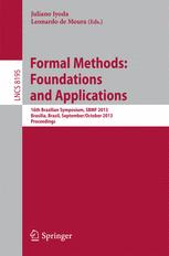 Formal Methods: Foundations and Applications
