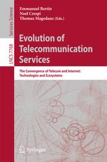 Evolution of Telecommunication Services