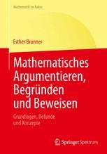 Mathematisches Argumentieren, Begründen und Beweisen
