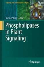 Phospholipases in Plant Signaling