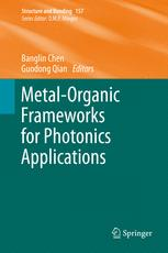 Metal-Organic Frameworks for Photonics Applications