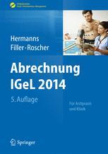 Abrechnung IGeL 2014
