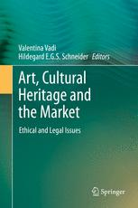 Art, Cultural Heritage and the Market