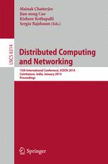 Distributed Computing and Networking