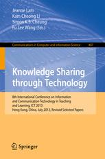 Knowledge Sharing through Technology