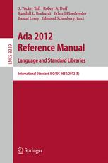 Ada 2012 Reference Manual. Language and Standard Libraries