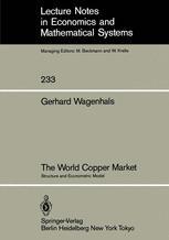 The World Copper Market