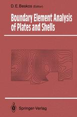 Boundary Element Analysis of Plates and Shells