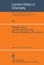 Wavefunctions and Mechanisms from Electron Scattering Processes