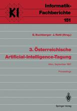 3. Österreichische Artificial-Intelligence-Tagung