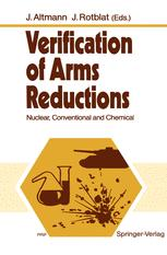 Verification of Arms Reductions