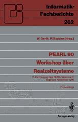 PEARL 90 — Workshop über Realzeitsysteme