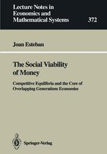 The Social Viability of Money