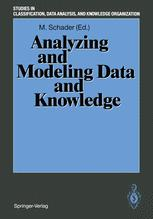 Analyzing and Modeling Data and Knowledge
