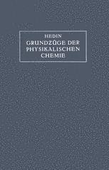 Grundzüge der Physikalischen Chemie in ihrer Beziehung zur Biologie