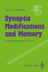 Synaptic Modifications and Memory