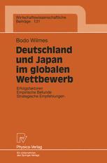 Deutschland und Japan im globalen Wettbewerb