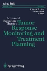 Tumor Response Monitoring and Treatment Planning