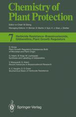 Herbicide Resistance — Brassinosteroids, Gibberellins, Plant Growth Regulators
