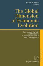 The Global Dimension of Economic Evolution