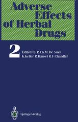 Adverse Effects of Herbal Drugs 2