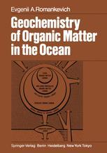 Geochemistry of Organic Matter in the Ocean