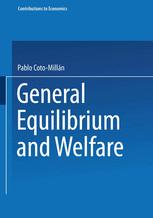 General Equilibrium and Welfare