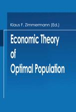 Economic Theory of Optimal Population