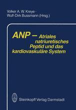 ANP — Atriales natriuretisches Peptid und das kardiovaskuläre System