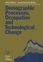 Demographic Processes, Occupation and Technological Change