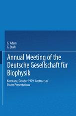 Annual Meeting of the Deutsche Gesellschaft für Biophysik