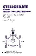 Stellgeräte für die Prozeßautomatisierung
