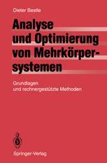 Analyse und Optimierung von Mehrkörpersystemen