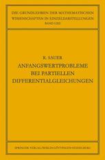 Anfangswertprobleme bei Partiellen Differentialgleichungen