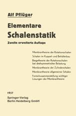 Elementare Schalenstatik