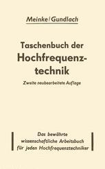 Taschenbuch der Hochfrequenztechnik