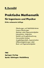 Praktische Mathematik für Ingenieure und Physiker