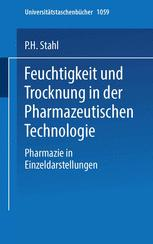 Feuchtigkeit und Trocknen in der pharmazeutischen Technologie